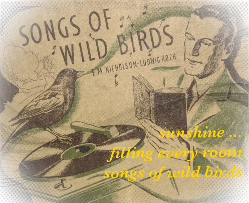 Songs, Songs of Wild Birds